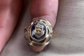 Ring found