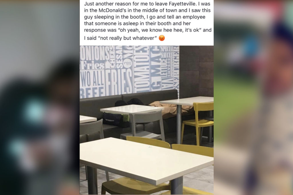 Fayette County McDonald's