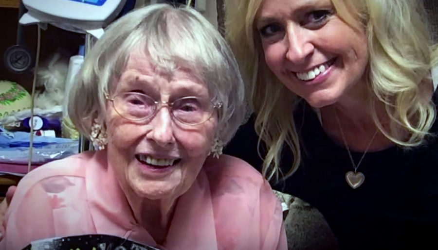 Sister's don't miss a 100th birthday party thanks to a kind Uber driver