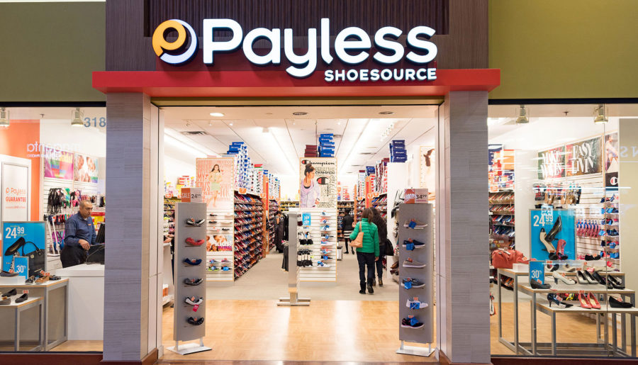 Local family buys remaining shoes at Payless to donate to families in need