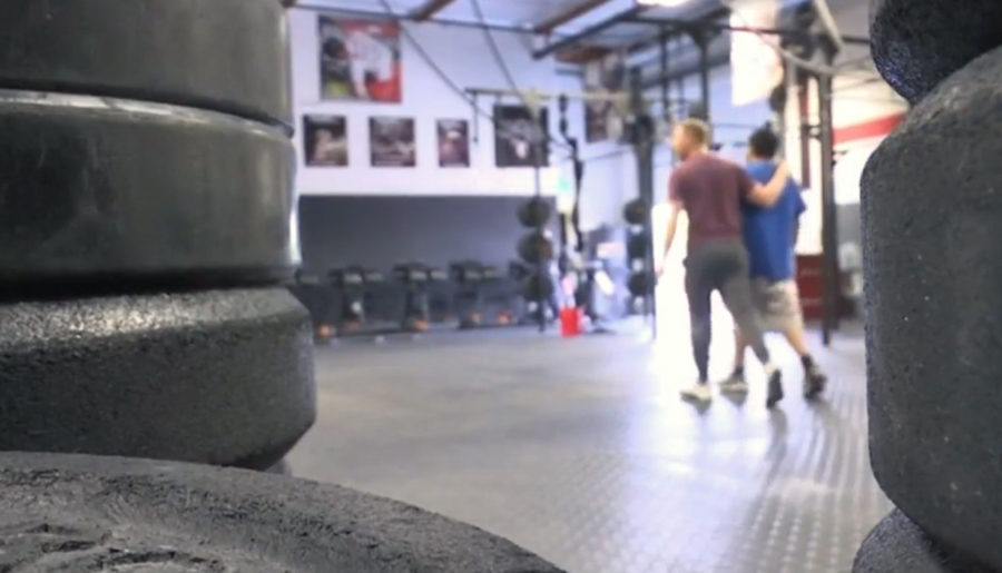 Gym opens for children with autism